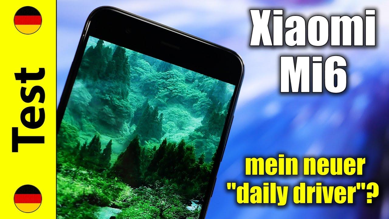 Schnell Xiaomi Mi 6 Smartphone Mit Dual Kamera Und 64gb Für 29695