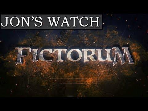 Best Magic System Ever! (Jon's Watch - Fictorum)