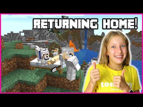 RETURNING HOME!