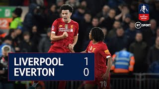 Liverpool vs Everton (1-0) | Emirates FA Cup highlights