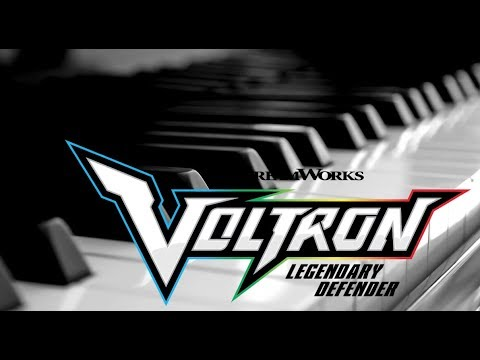 Voltron Legendary Defender - Opening Theme [PIANO COVER] WIP