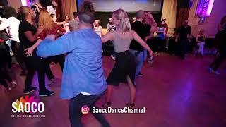 Saif Da and Svetlana Malysheva Salsa Dancing at Magic Slovenian Salsa Festival 2019, Sun 20.01.2019