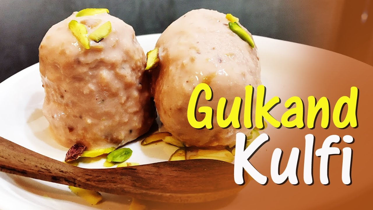 recipe: how to make gulkand ice cream at home [30]