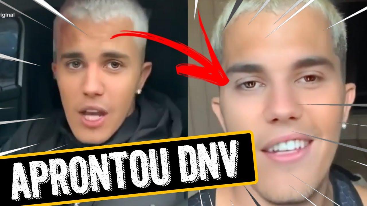 😎 Veja os NOVOS memes do Justin Bieber brasileiro! OS MELHORES 😂
