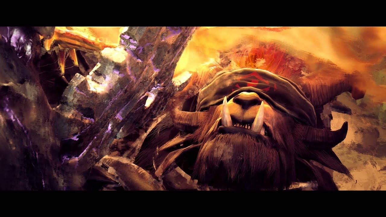 Guild Wars 2: Heart of Thorns Launch Trailer & Info Dump