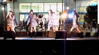 ひめキュンフルーツ缶のスペシャルライブ.