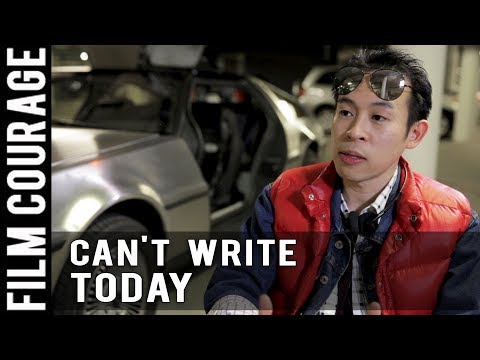 Not Being Able To Write After Coming Home From Work by Andrew Horng