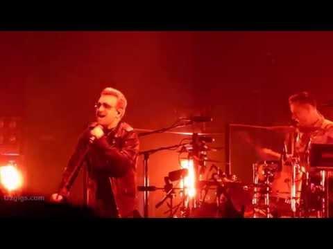 U2 The Miracle (Of Joey Ramone), Belfast 2015-11-19