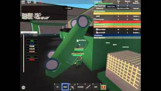 ROBLOX(VSO Main Base) Training coused im bored (part 2 )