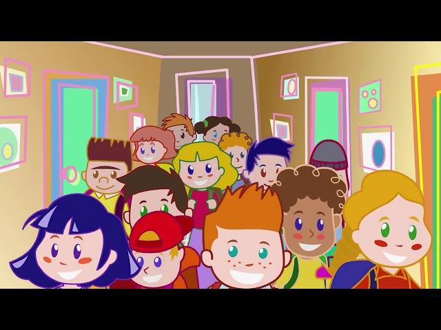 Salutare è salutare - 63° Zecchino d'Oro 2020 - Canzoni Animate