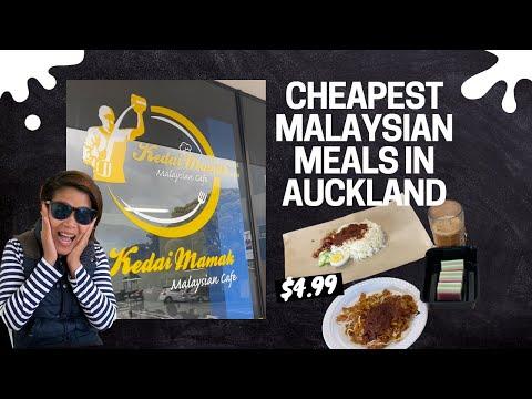Cheapest Malaysian Cafe in Auckland    Kedai Mamak