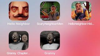 granny hello neighbor fgteev real life minecraft game ice scream 2 horror gaming roblox family scary