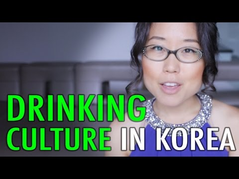 Drinking Culture in Korea