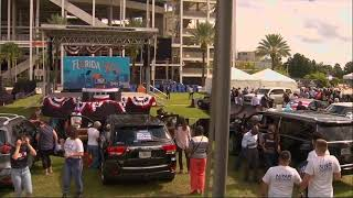 Obama Holds Rally For Biden