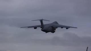 Lockheed C-5 Galaxy - One Last Flight
