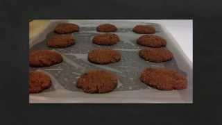 Vegan Chocolate Snickerdoodles! By Chef Paxton (age 8)