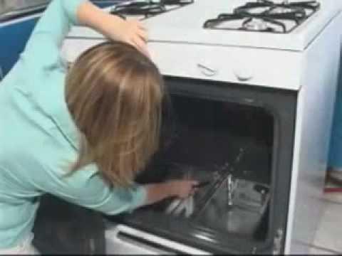 Range Pilot Light Is Not Working   YouTube