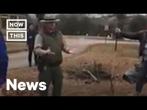 Why Volunteers Were Blocked From Cleaning a National Park During the Shutdown | NowThis