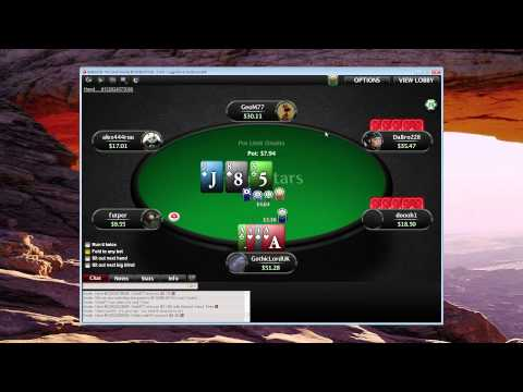 Why play one game when you can play eight. 8-Game Mix on Pokerstars (Part 1 of 2)