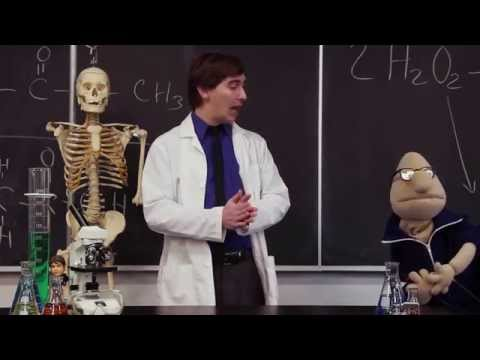 Lab Safety Video with Puppets - Courtesy of Oliver Berger