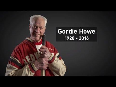 Gordie Howe dead at 88