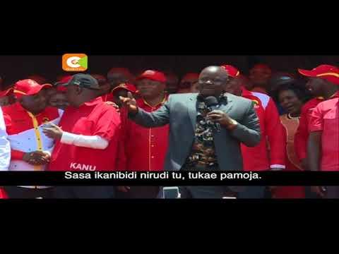 Isaac Ruto ajiunga tena na kambi ya Jubilee