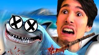 HO UCCISO LO SQUALO?! - Raft #2