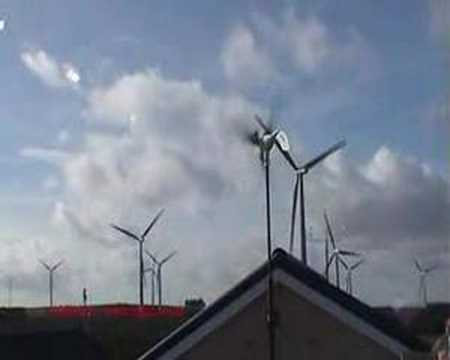 GreenSpec: Energy: Small / Domestic Wind Turbines - 1 - 6 kW
