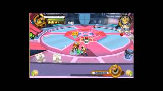 Super Hero Squad Online- Wolverine vs Sabertooth