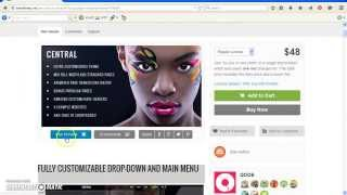Central Wordpress Theme Review & Demo | Versatile, Multi-Purpose WordPress Theme | Central Price & How to Install