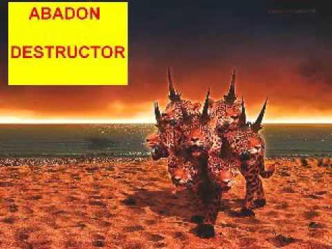 ABADON EL DESTRUCTOR