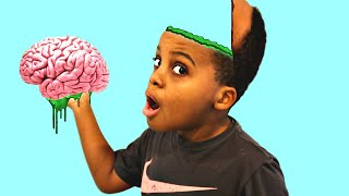 Repeat youtube video Bad Baby GOOEY LOUIE Toy Challenge Game - Shasha and Shiloh - Onyx Kids
