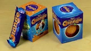 Terry's Chocolate Orange Milk Toffee Crunch