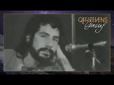 Yusuf / Cat Stevens - GTK Interview (1972)