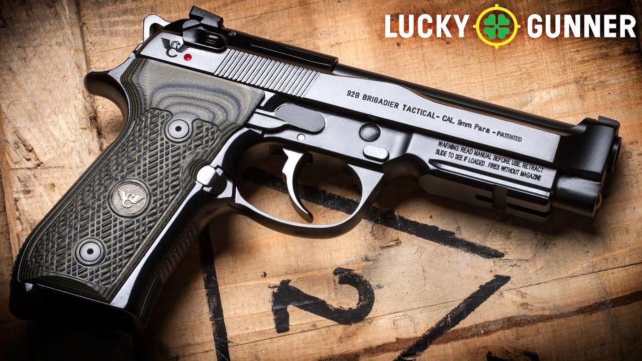 Comparison: Beretta 92FS vs  Taurus PT92