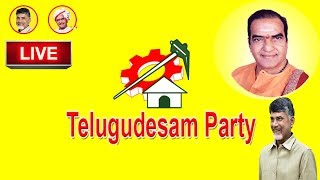TDP Leaders Addressing the Media about CBN Visit to Visakhapatnam