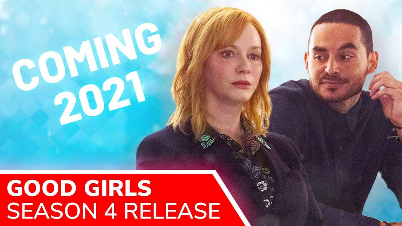 When is Good Girls season 4 coming to Netflix?