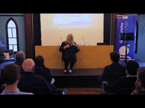 "Deirdre McCloskey in Barcelona: ""The Bourgeois Virtues: Ethics for an Age of Commerce"""
