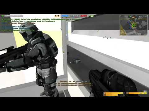 Playing As Squad Leader In Battlefield 2142 NovGames