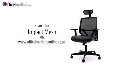 Impact Mesh Office Chair Features