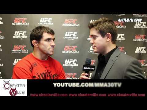 Aaron Simpson Talks Takedowns, Tito/Bader, Leben's KO Power