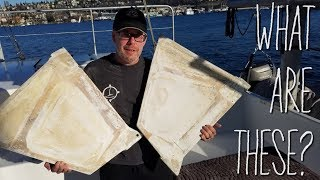 Onboard Lifestyle ep.55 Rudder Repairs On Our Catamaran (Part 2) thumbnail