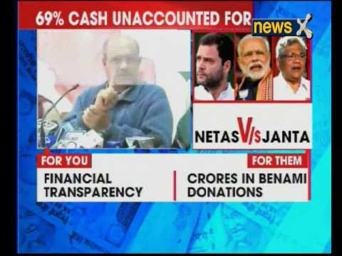 Poll funding report; 69% funding from unknown sources: Association for Democratic Reforms