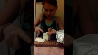 Как сделать салат видео урок