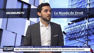 Décideurs du Droit : Une plateforme dématérialisée pour la gestion des risques AT-MP