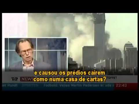WTC 911_ Cientista encontra explosivos Nano Thermite