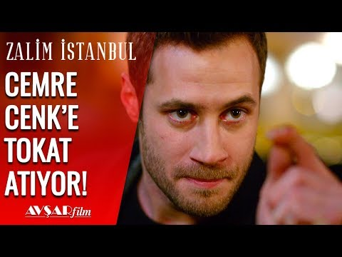 Cenk Ve Nedim'in Kavgası Cemre'nin Tokadıyla Bitiyor!🔥🔥 - Zalim İstanbul 34. Bölüm