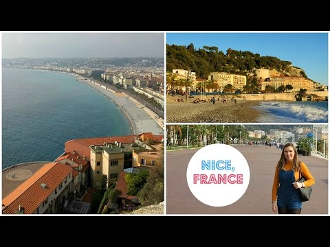 TRAVEL VLOG: Nice, France ♡
