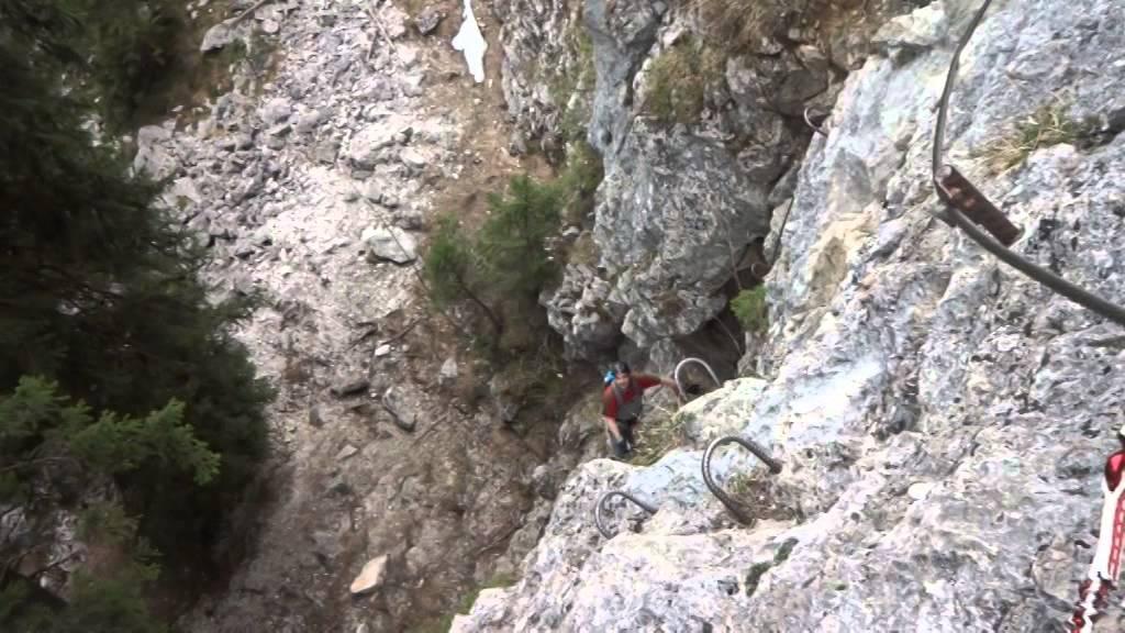 Klettersteig Bad Ischl : Rauf auf die katrin in bad ischl salzkammergut