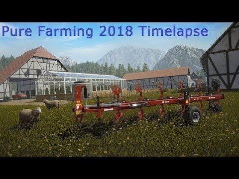 Pure Farming 2018 Timelapse #10: Money, Money, Money... |